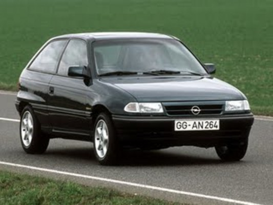 Product picture Opel Astra Service Repaire Manual