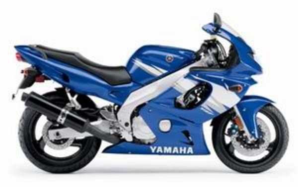 Product picture Yamaha YZ125 Service Manual