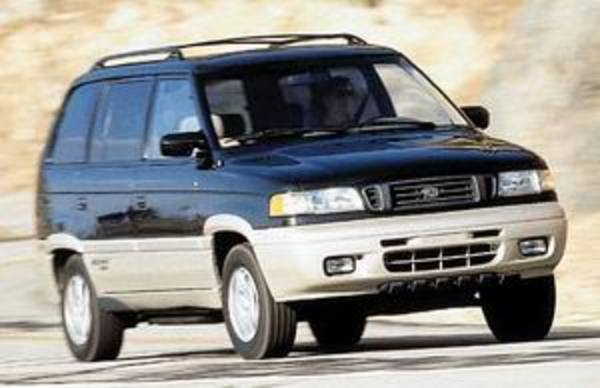 Product picture Mazda MPV 1996 Workshop Manual