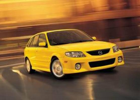 Product picture Mazda Protege 2002 Workshop Manual
