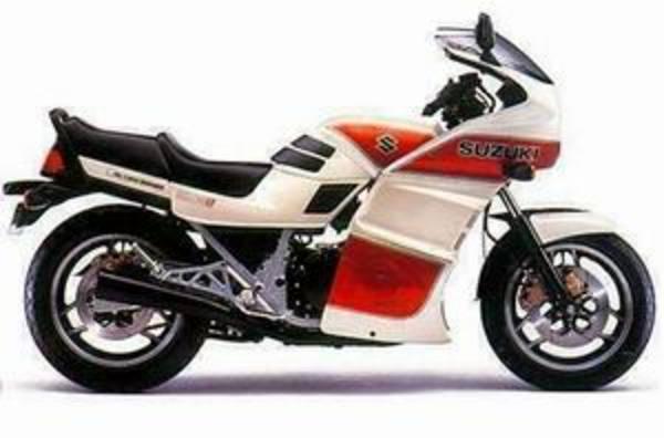 Product picture Suzuki gsx1100ef Service Manual