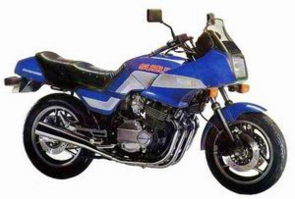 Product picture Suzuki Gsx750 ES Service Manual